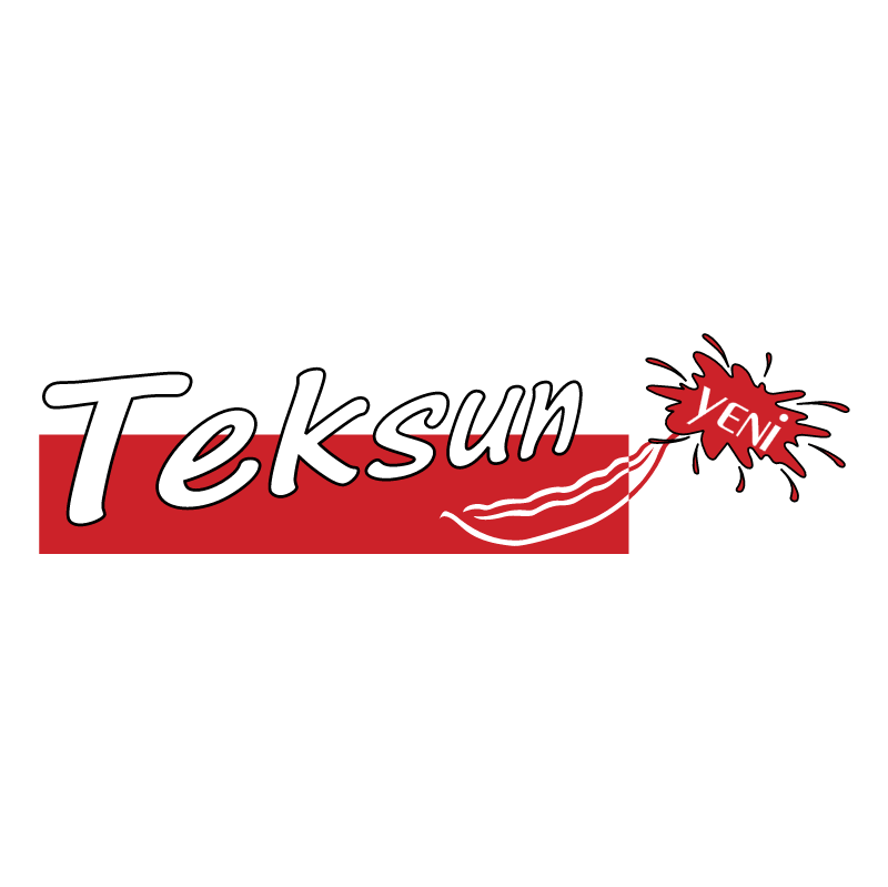 Teksun oil vector