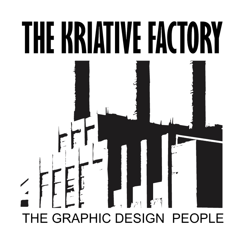 The Kriative Factory vector logo