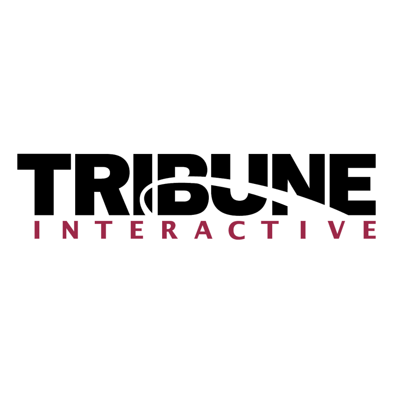 Tribune Interactive vector