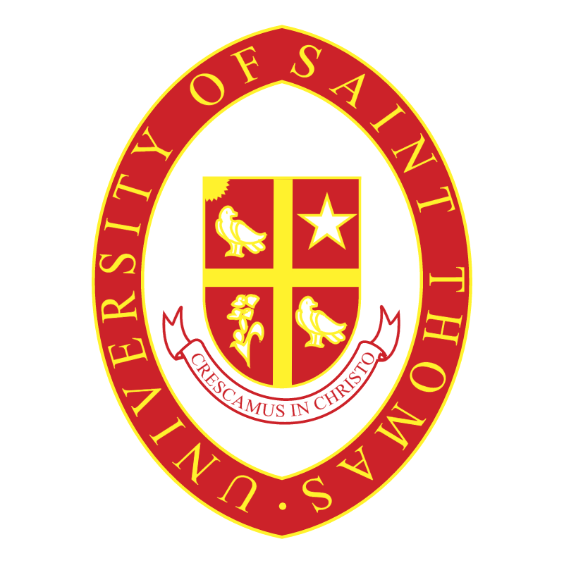 University of St Thomas vector