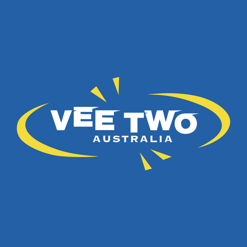 Vee Two Australia vector