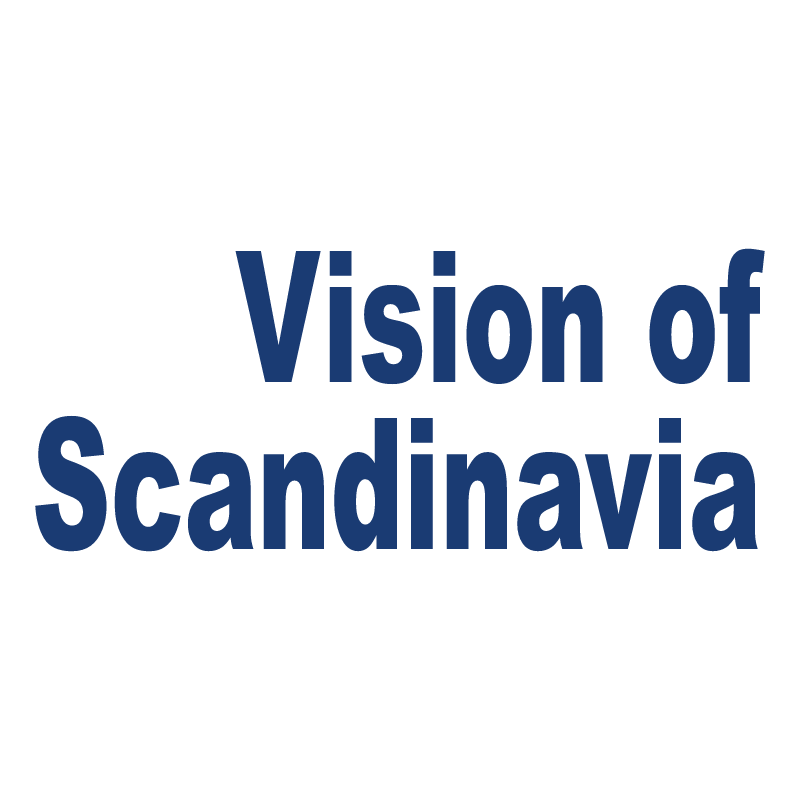 Vision of Scandinavia vector logo