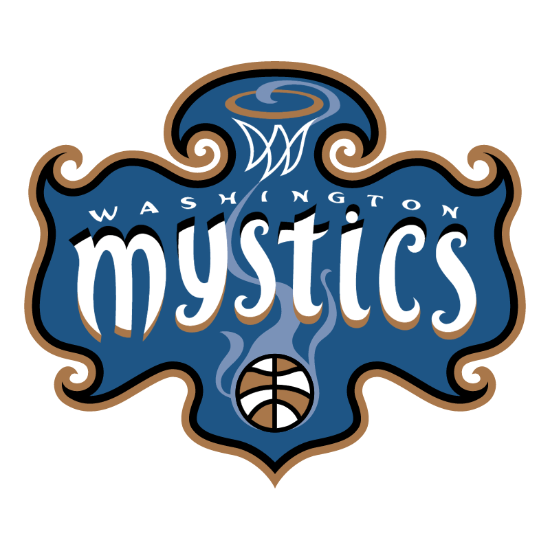 Washington Mystics vector logo