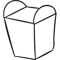 Food Box vector