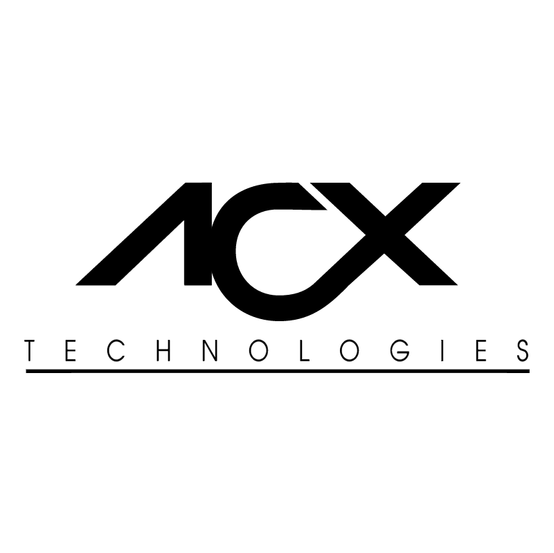 ACX Technologies vector