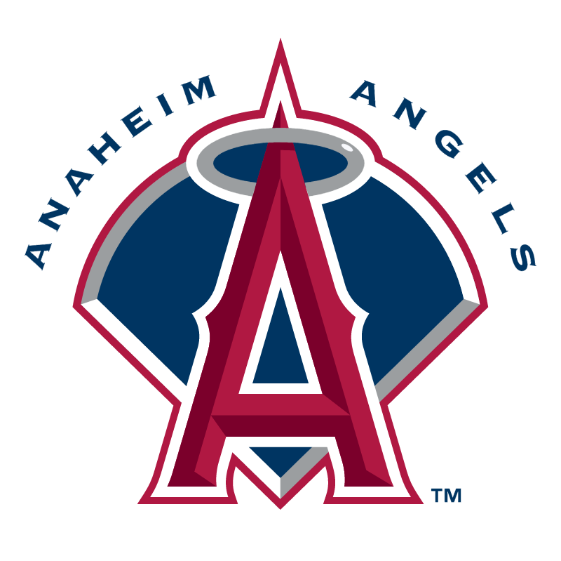 Anaheim Angels 46651 vector
