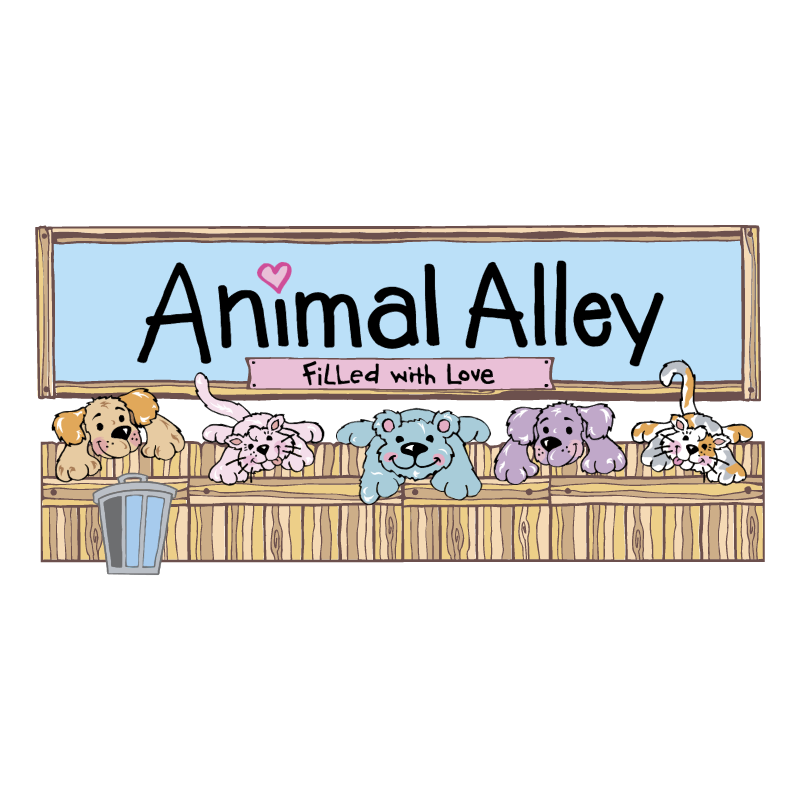 Animal Alley 57262 vector
