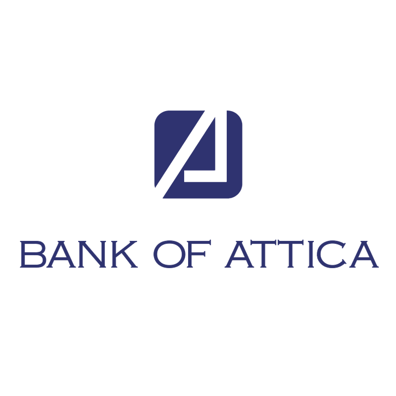 Bank Of Attica vector