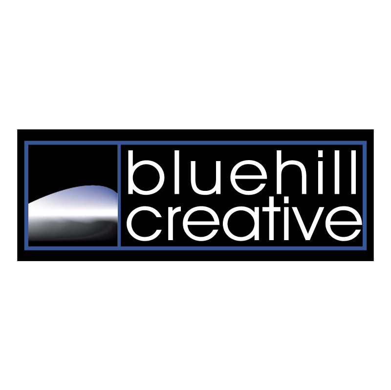 bluehill creative vector