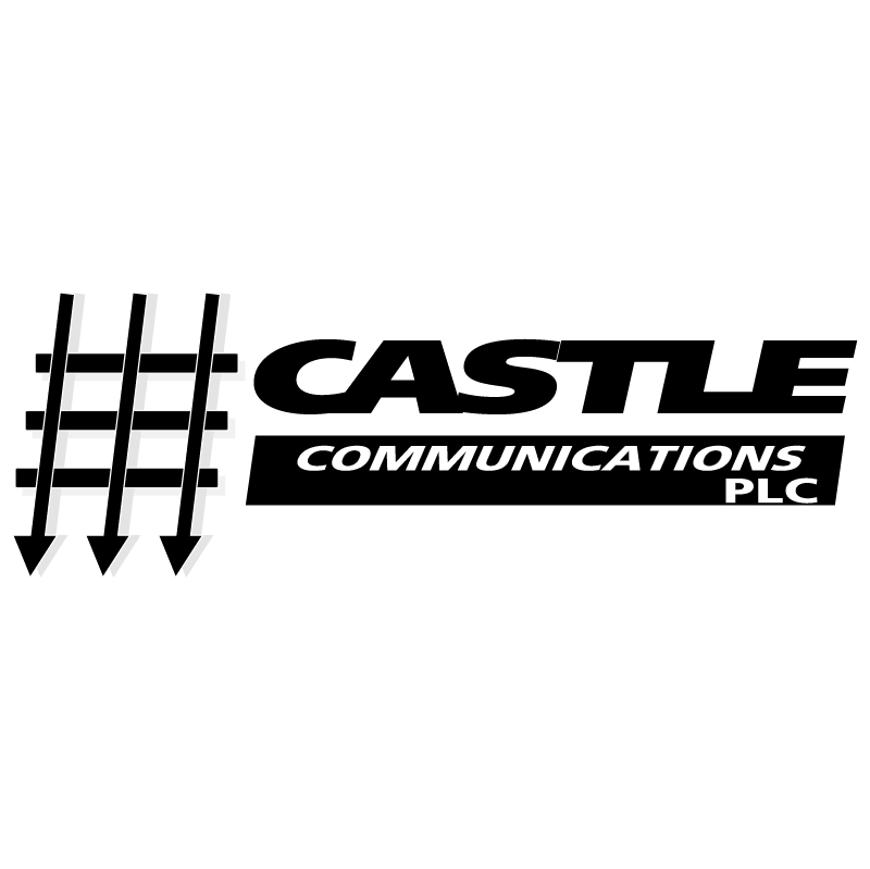 Castle Communications vector logo