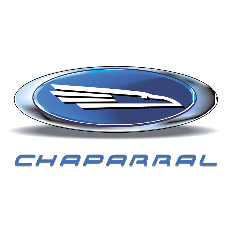 Chaparrel boats vector logo