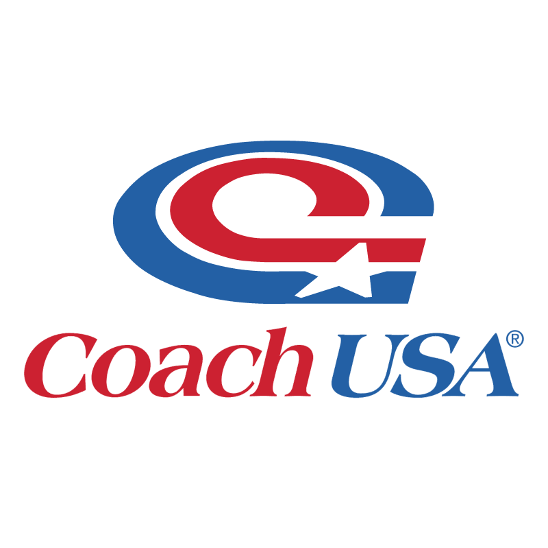 Coach USA vector