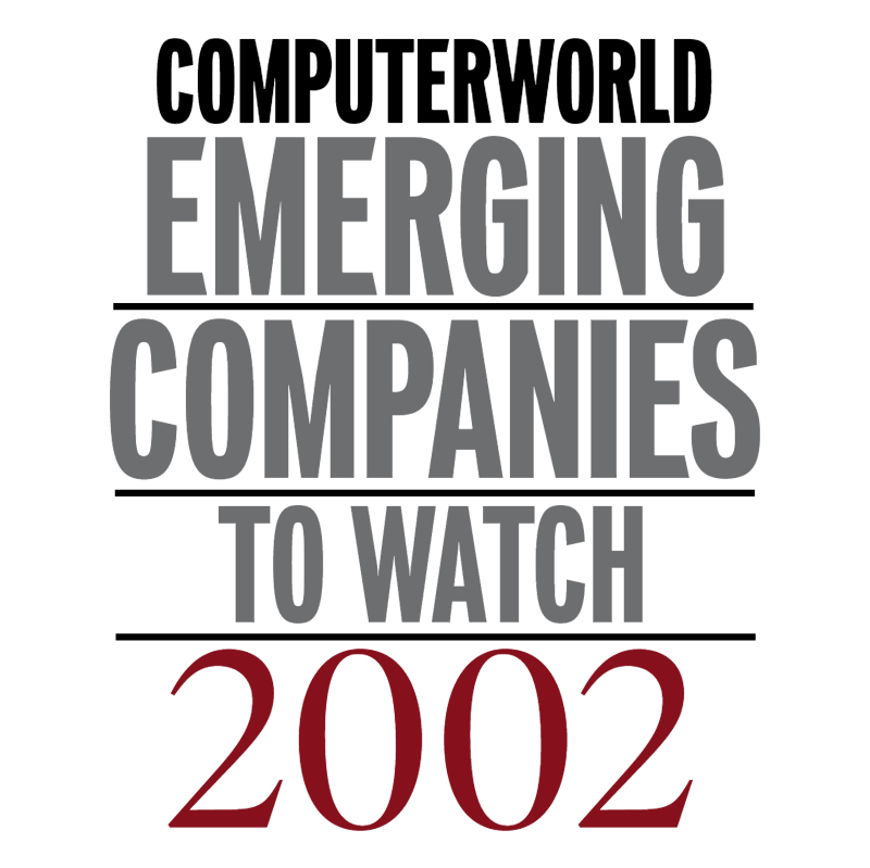 Computerworld Emerging Companies 2002 vector logo