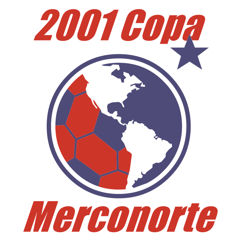 Copa Merconorte 2001 vector