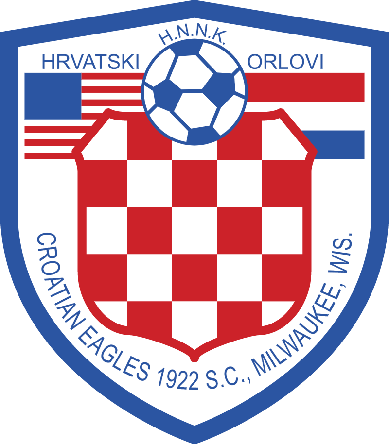 croatian eagles sc vector