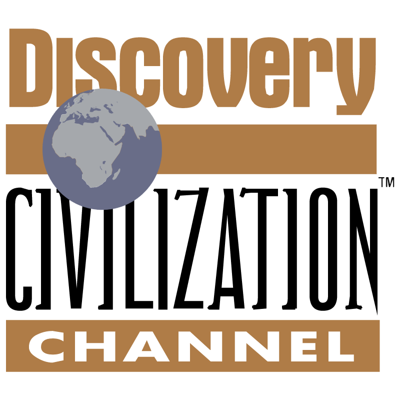 Discovery Civilization Channel vector