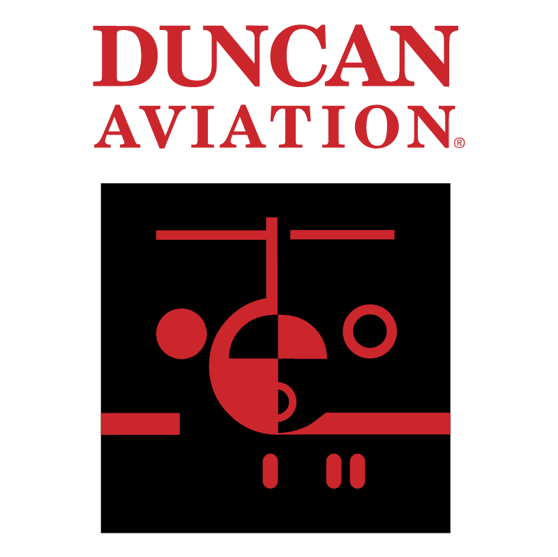 Duncan Aviation vector