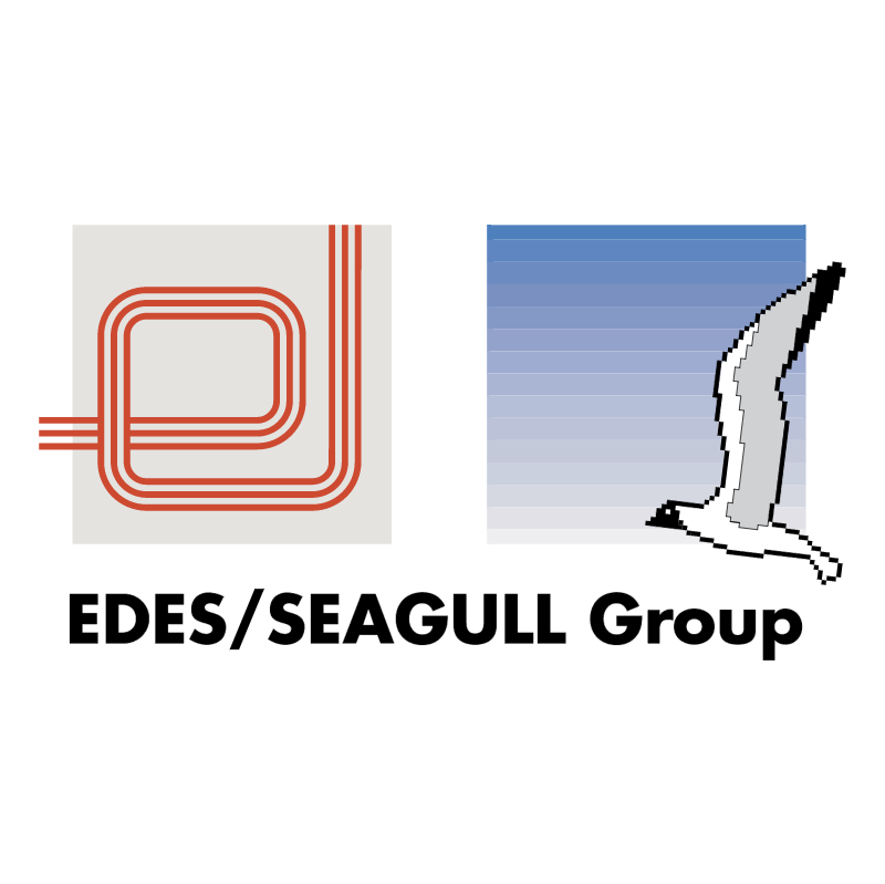 EDES Seagull Group vector logo