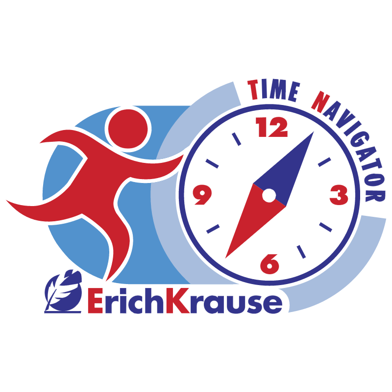 Erich Krause Time Navigator vector