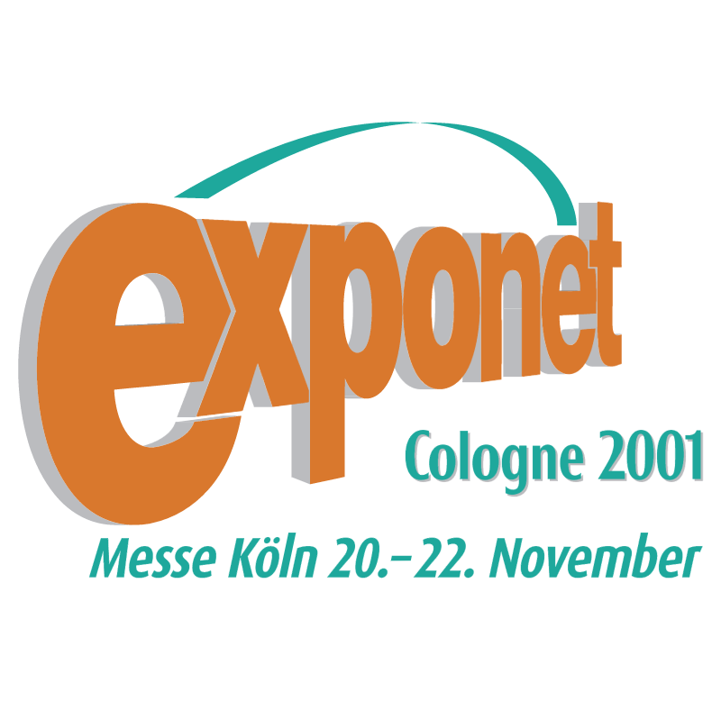 Exponet Cologne 2001 vector