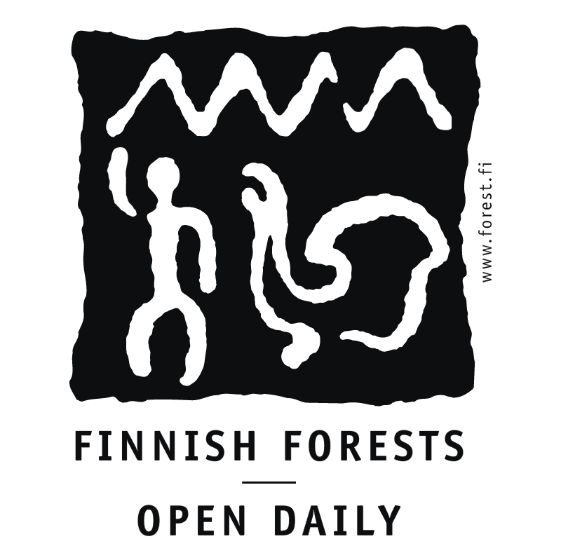 Finnish Forest Open Daily vector