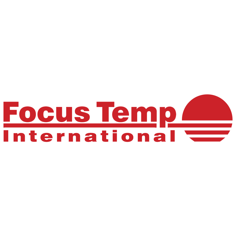 Focus Temp vector logo