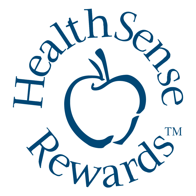 Health Sense Rewards vector