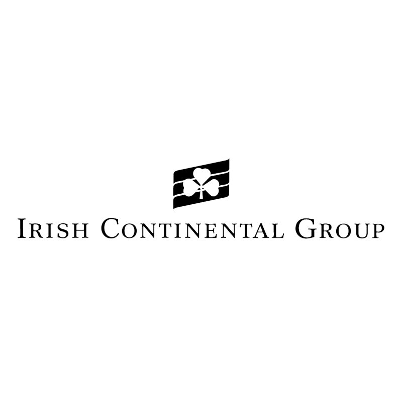 Irish Continental Group vector logo