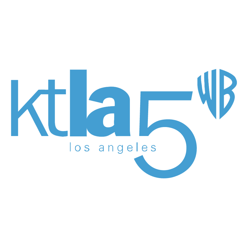 KTLA TV 5 vector logo