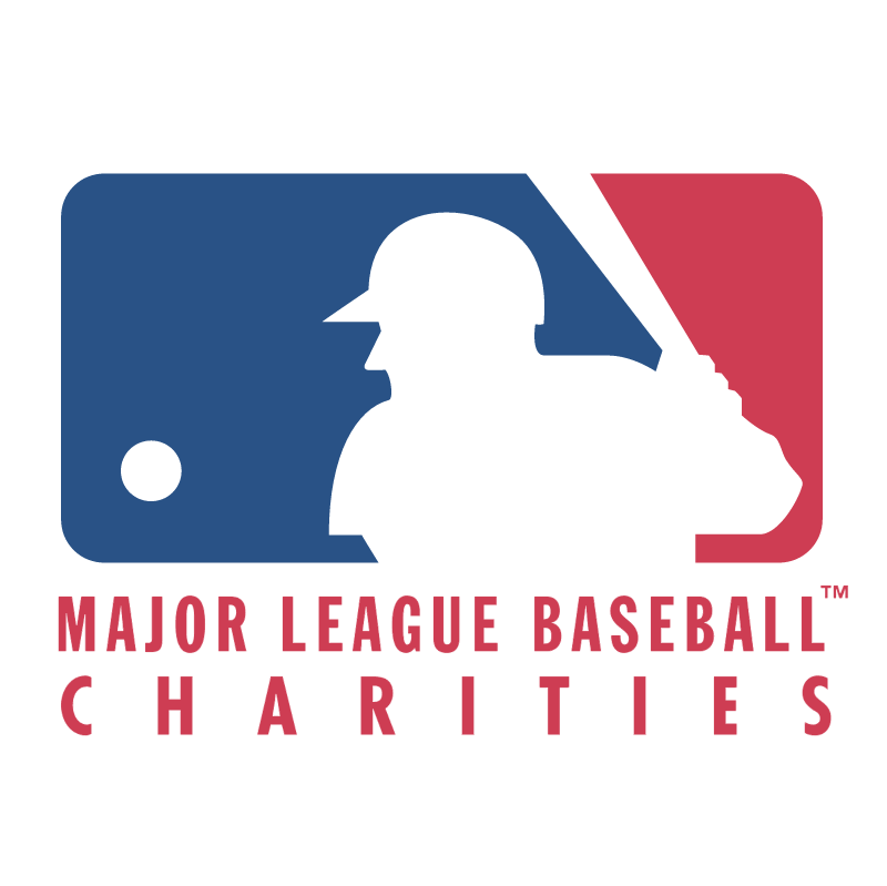 Major League Baseball Charities vector