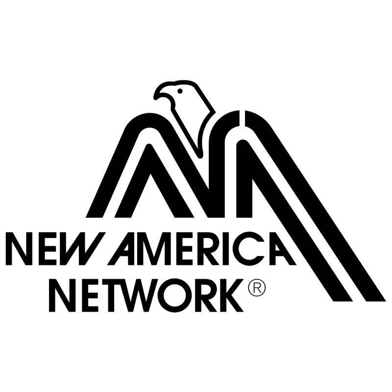 New America Network vector