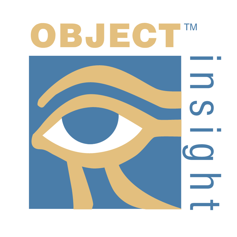 Object Insight vector logo
