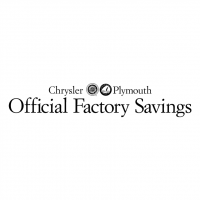 Official Factory Saving vector