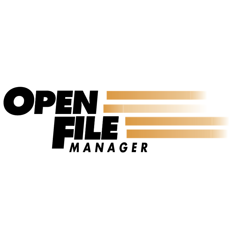 Open File Manager vector