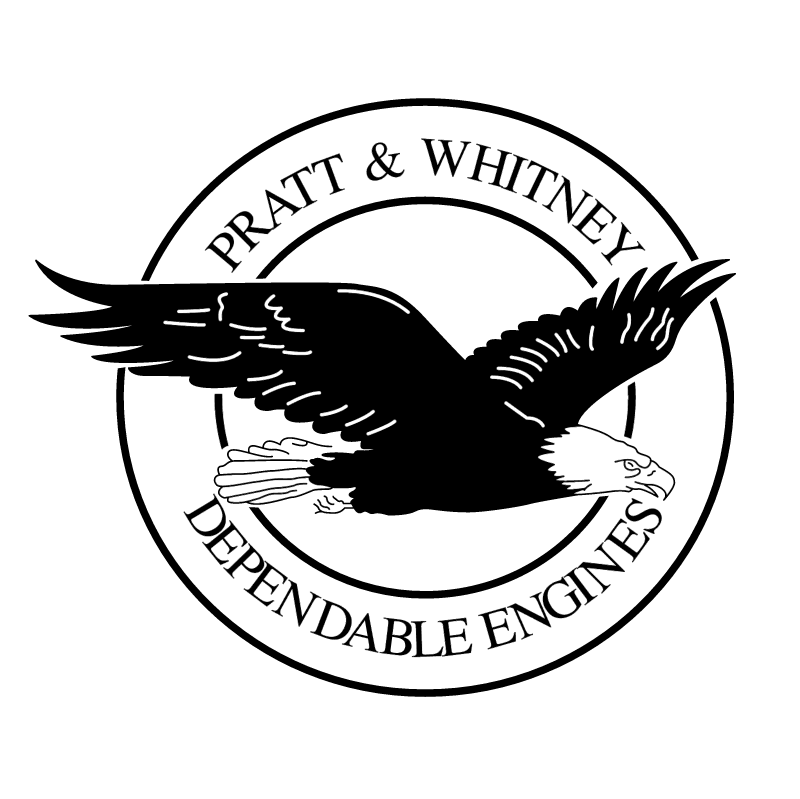 Pratt & Whitney Dependable Engines vector logo