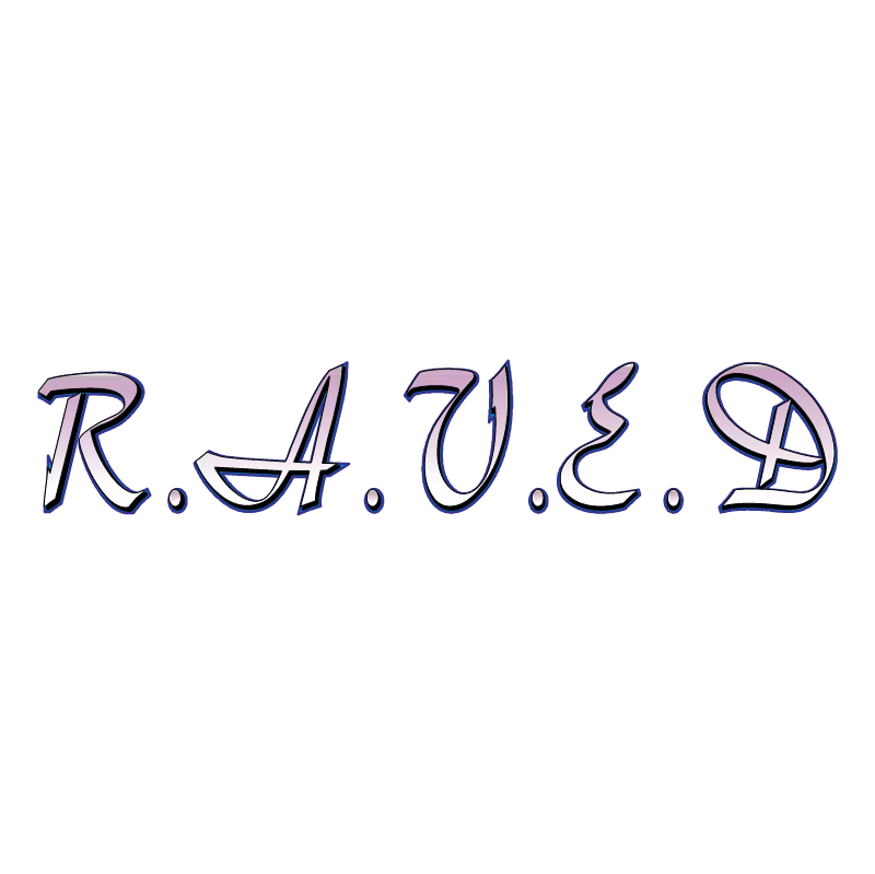 Raved vector logo