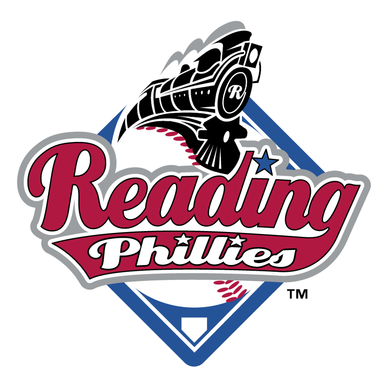 Reading Phillies vector logo