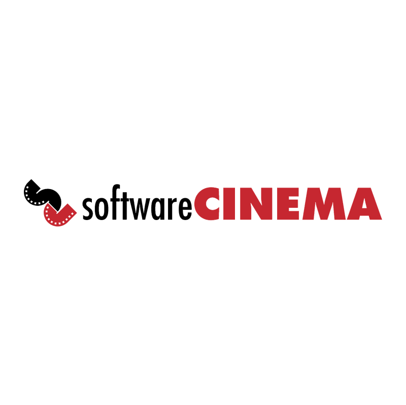 Software Cinema vector