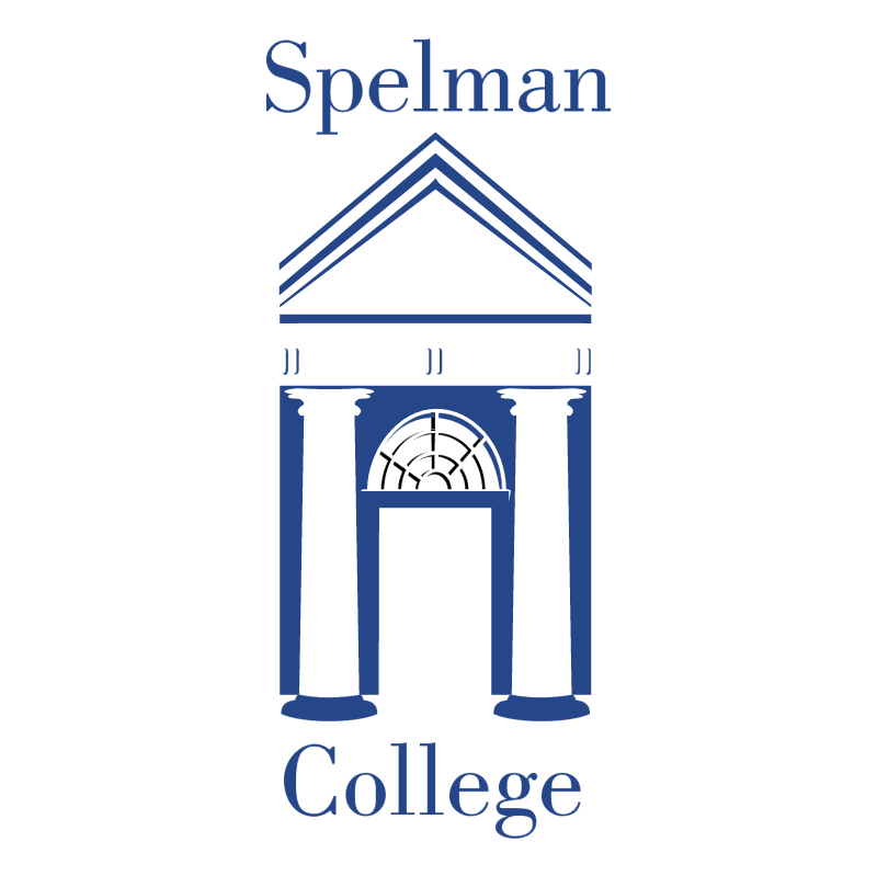 Spelman College vector