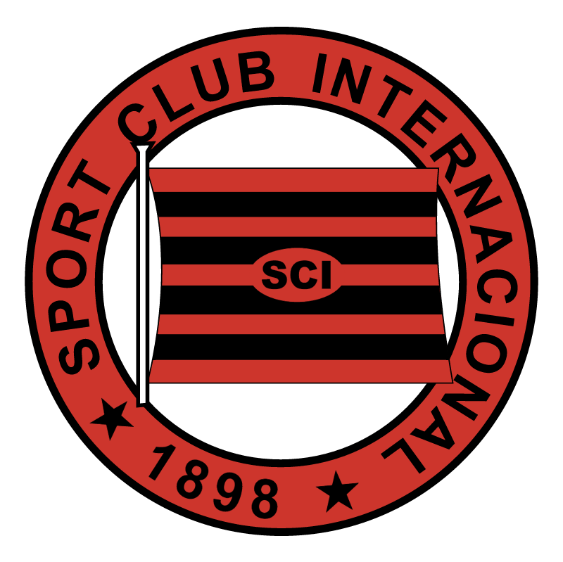 Sport Club Internacional de Sao Paulo SP vector