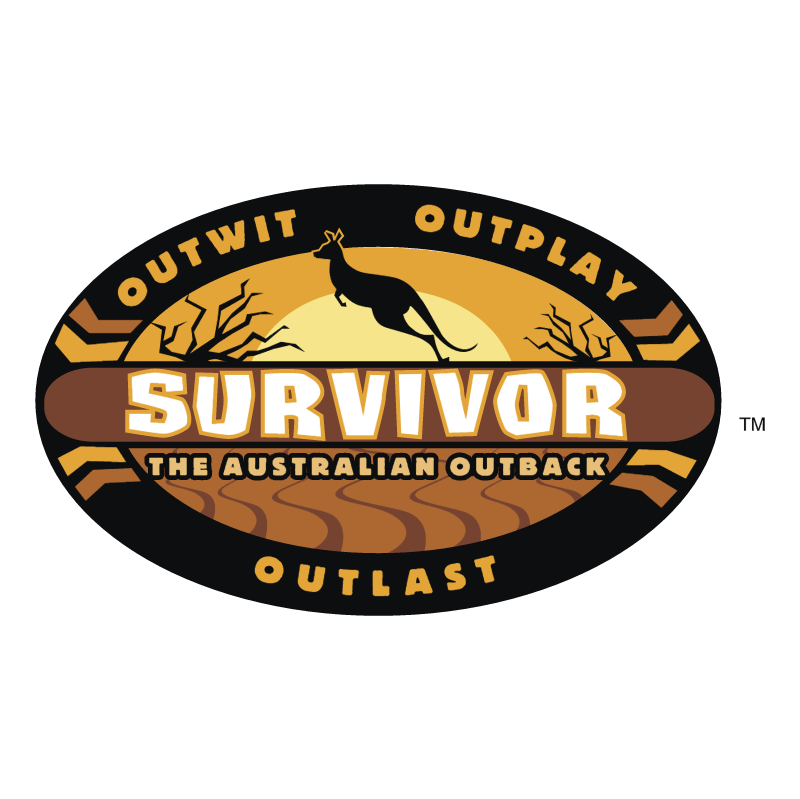 Survivor Australia vector logo