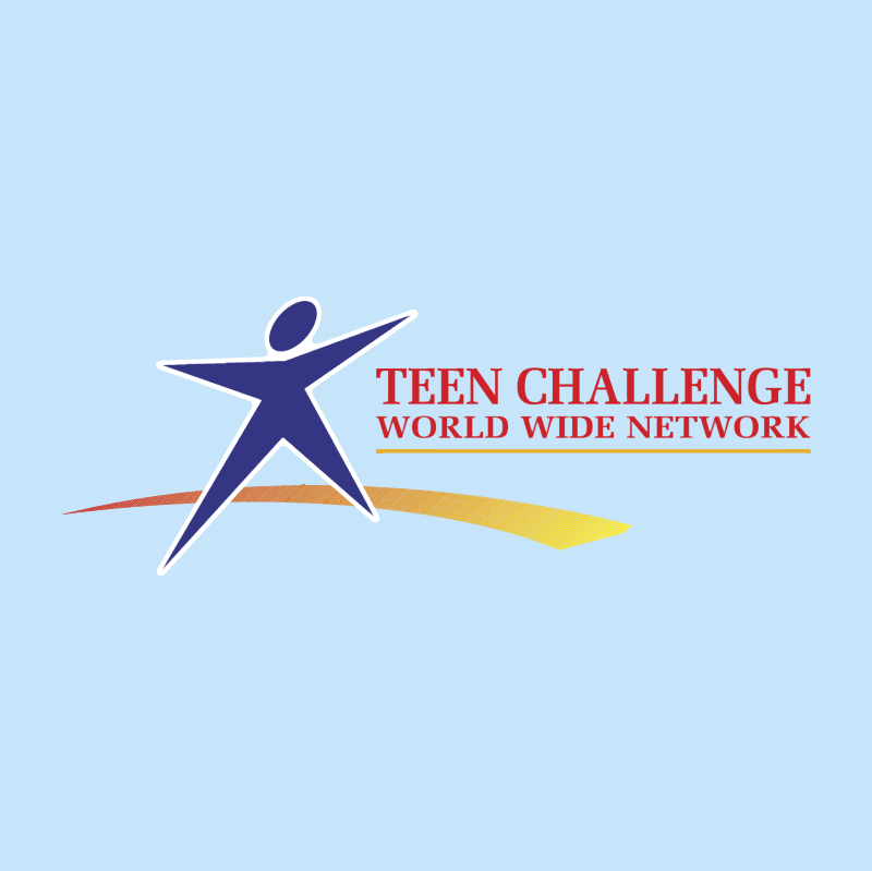 Teen Challenge World Wide Network vector logo