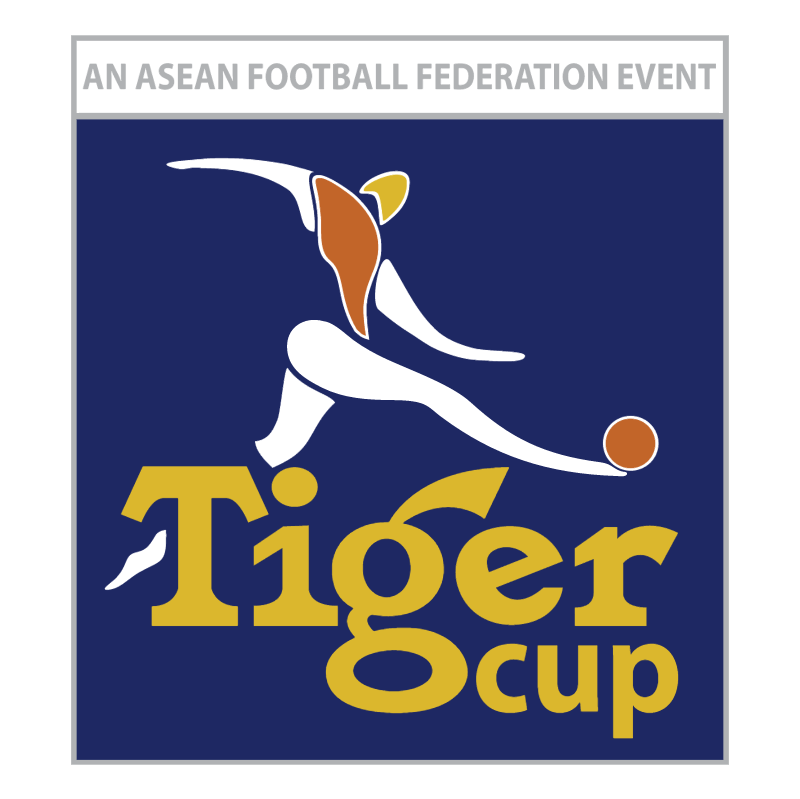 Tiger Cup 1998 vector logo