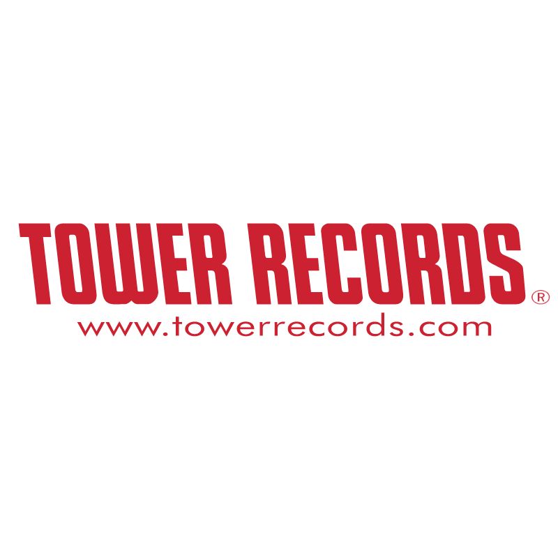 Tower Records vector