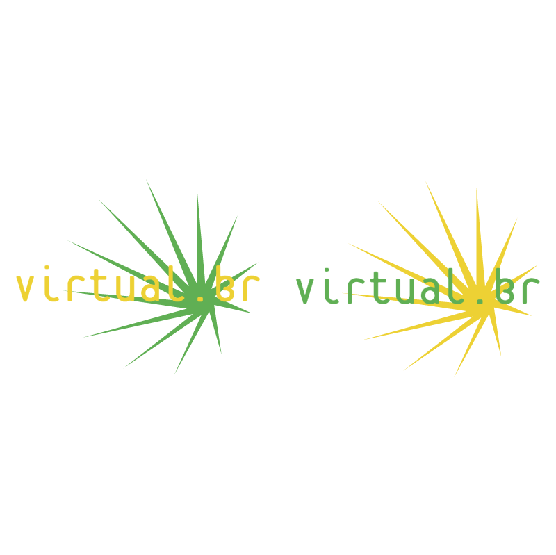 VIRTUAL BR vector