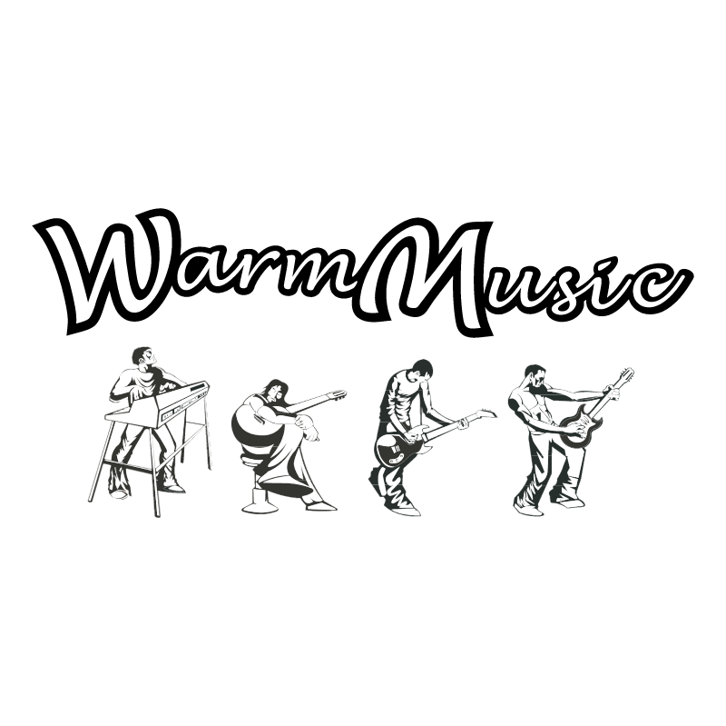 Warm Music vector
