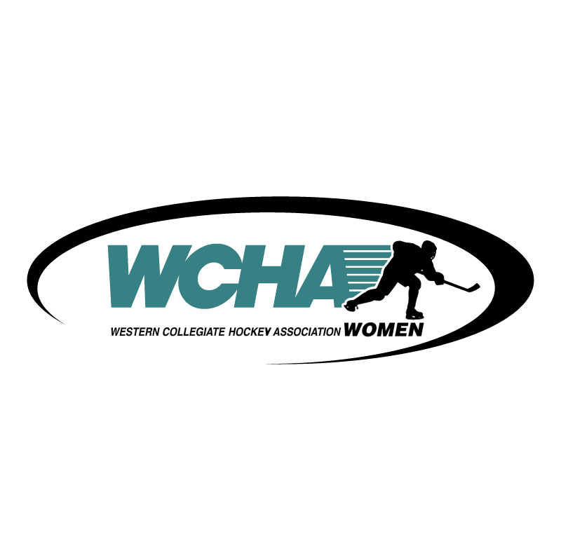 Western Collegiate Hockey Association vector