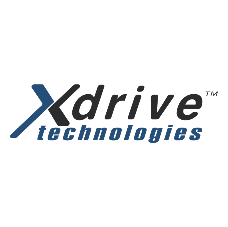 Xdrive Technologies vector