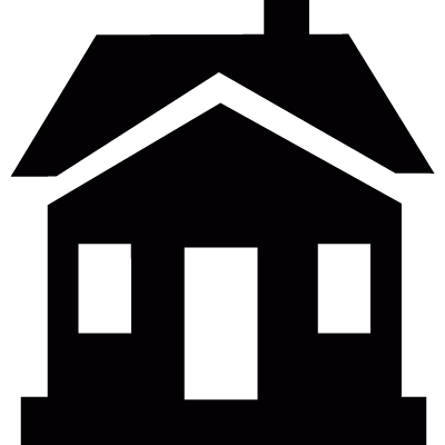 Cottage vector logo