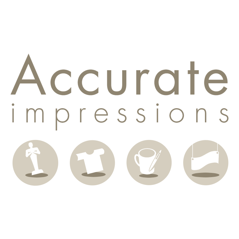 Accurate Impressions vector logo